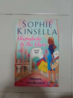 Shopaholic to the Stars (by Sophie Kinsella)