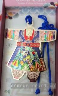 Limited Edition Korean Culture Bookmark