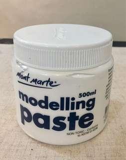 Mont Marte Modelling Paste - 500ml