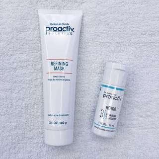 Proactiv (Refining Mask + Repairing Treatment)