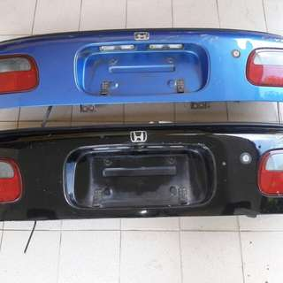 Honda Civic EG3-EG6 SR3 back bonnet