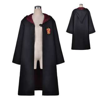 98% NEW Just back from Japan日本環球影城哈利波特袍(紅色) Harry Potter's School Uniform(Red)
