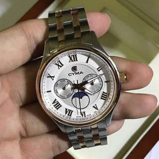Cyma Watch Model 02-0595