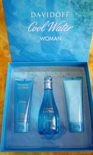Cool Water set for Women