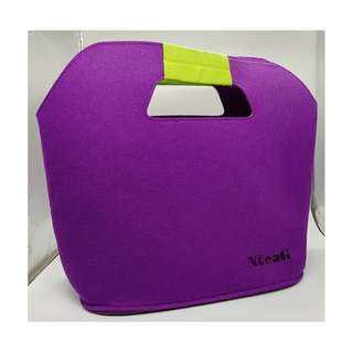 Purple colour Recycle Bag/Tote Bag