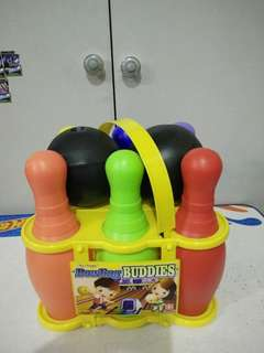 bowling toys
