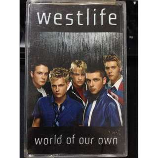 Westlife Cassette World of Our Own, Coast to Coast