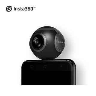 Insta360 Air 全景攝影(panoramic Camera)