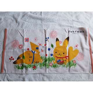 Japan Pokemon Centre Pikachu Bath Towel