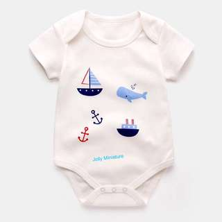 Baby Romper (Anchor ⚓️)