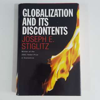 Globalization and Its Discontents by Joseph E. Stiglitz [Hardcover]