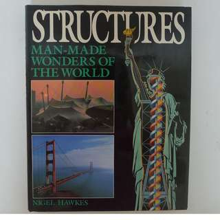 Reader's Digest Hard Cover - Structures. Man-Made Wonders of the World