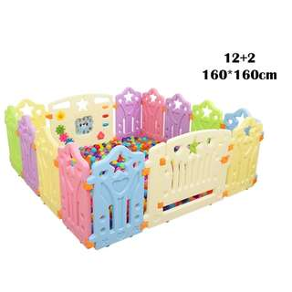 Safety Playpen for Babies fence Playyard