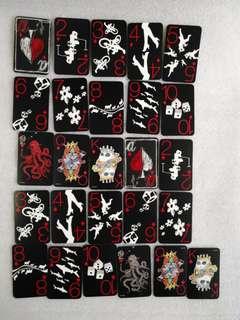 可口可樂 Zero Playing cards