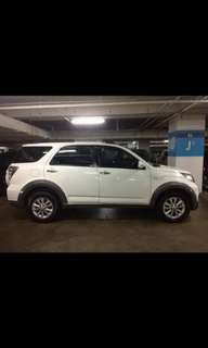 Cheap car rental kereta sewa murah KL 7 seater