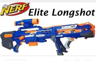 Nerf longshot C6
