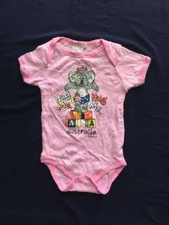 Girls 3-6 Months Rompers