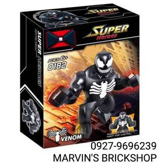 For Sale Venom Big Figure Building Block Toy