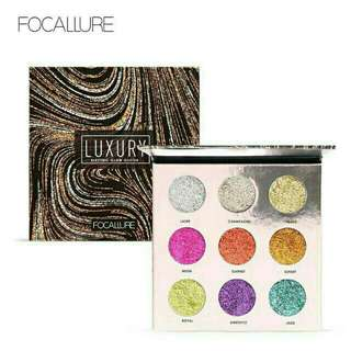 Focallure Luxury Eyeshadow