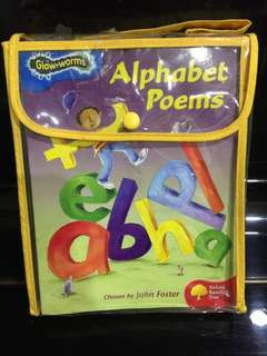 Oxford Reading Tree: Grow worms poetry collection, 18 books