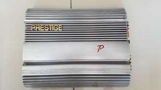 Audiovox Prestige car amplifer 2/1 channel