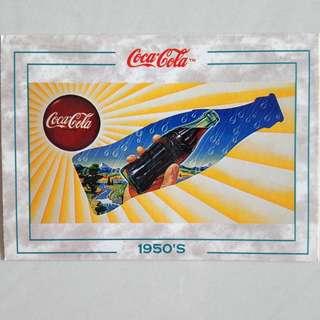 1994 Coca Cola Series 2 Base Card #160 - Original Art - 1950s