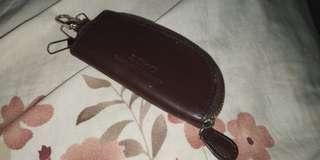 Seiko Leather Keyholder