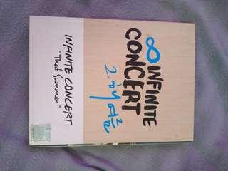 Infinite Concert DVD