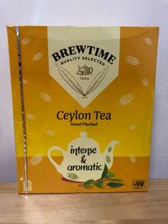 Brewtime Ceylon Tea