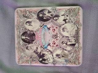 SNSD THE BOYS ALBUM