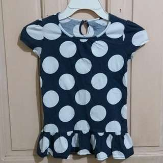 5-6 y.o Baby GAP Blouse