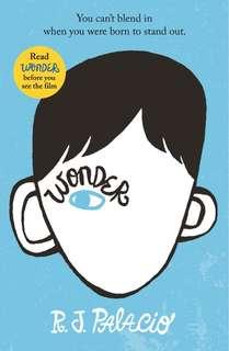 ebook wonder by r j. palacio