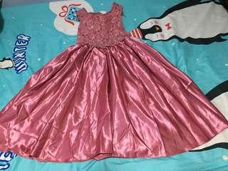 Velvet Dress for Kids