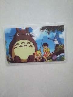Tororo Card Holder (Free postage)