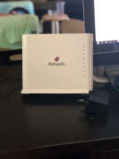 My Republic Wifi Router