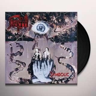 Death - Symbolic LP Vinyl