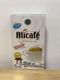 Alicafe Premium Gold White Coffee