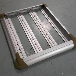 Aluminium Universal Roof Tray