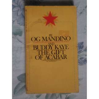 The Gift of Abakar (Og Mandino and Buddy Kaye)