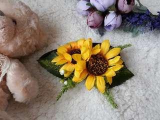 Sunflower Headband by Kulasa Collections