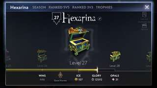 Vainglory Account Tier 5 Bronze
