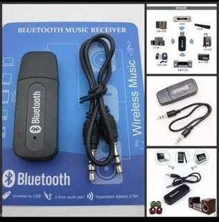 Bluetooth audio music receiver.