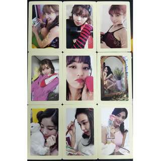 [WTS] TWICE Pre-order Photocard