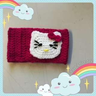 Crochet Newborn Baby Headband