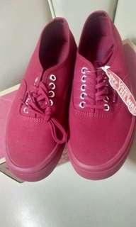 Vans Red Sneakers