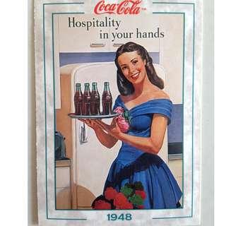 1994 Coca Cola Series 2 Base Card #152 - Original Art - 1948