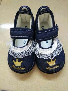 Baby Shoes Cuddles