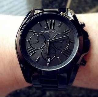 MK Bradshaw All Black