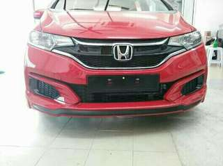 Honda jazz 2018 ptptn ctos low income