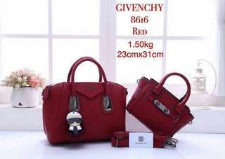 Givenchy in promotion